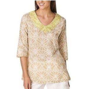 🍄Calypso St-Barth for Target Women Boho Tunic